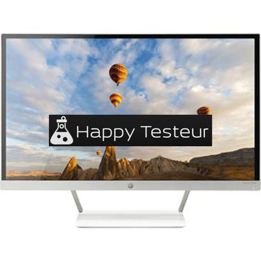 test HP 27xw