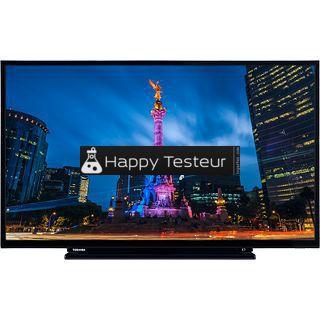 test Toshiba 32D1763