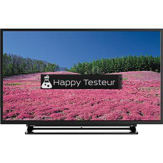 test Toshiba 32L1533