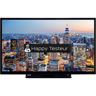 test Toshiba 32W1753