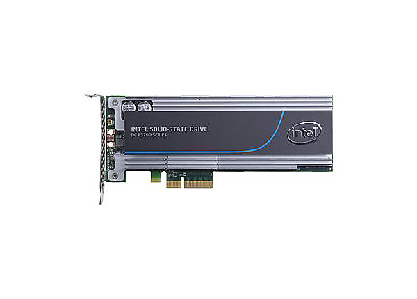 test Intel Solid-State Drive DC P3700 Series 800 GB - PCI