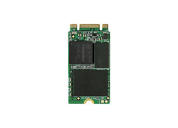 test Transcend MTS400 256 GB - SATA 6Gb/s