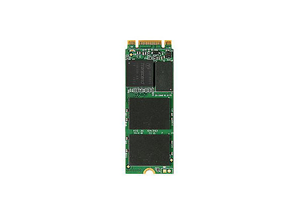 test Transcend MTS600 256 GB - SATA 6Gb/s