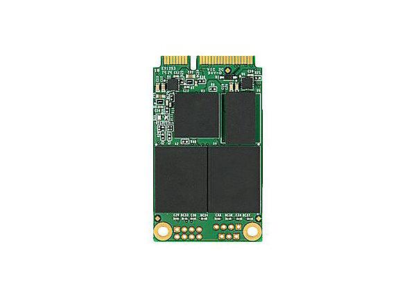 test Transcend MSA370 256 GB - SATA 6Gb/s