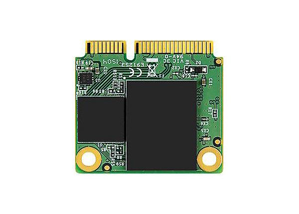 test Transcend 128 GB - SATA 6Gb/s