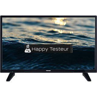 test Toshiba 40L1653