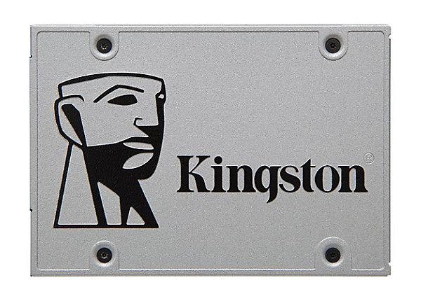 test Kingston SSDNow UV400 960 GB - SATA 6Gb/s