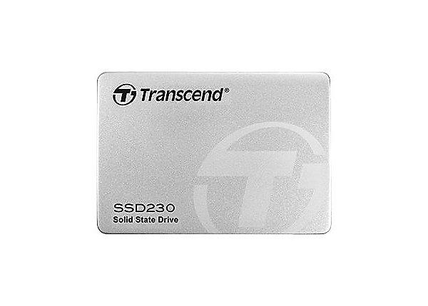 test Transcend SSD230 256 GB - SATA 6Gb/s