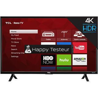 test TCL 43S403