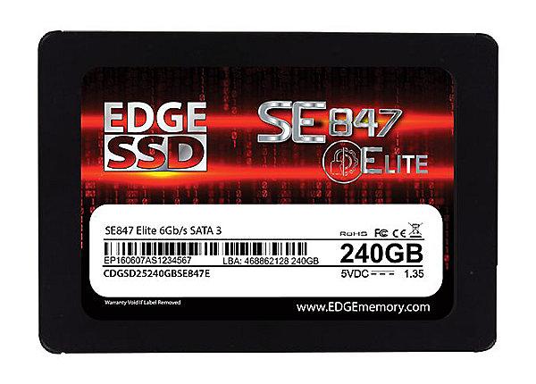 test EDGE SE847 Elite 240 GB - SATA 6Gb/s