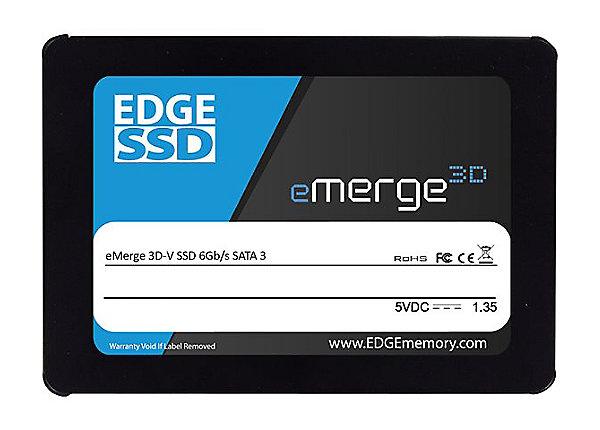 test EDGE eMerge 3D-V 512 GB - SATA 6Gb/s