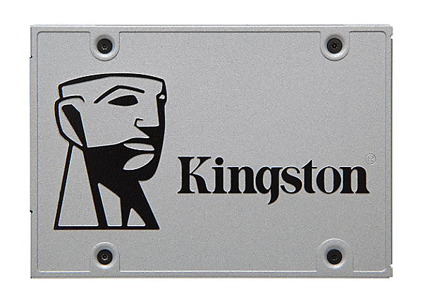 test Kingston SSDNow UV400 120 GB - SATA 6Gb/s
