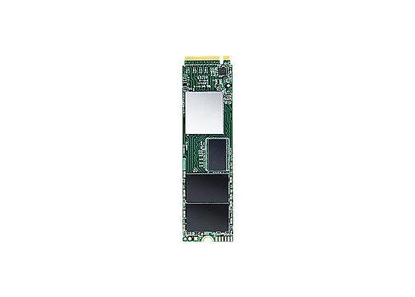test Transcend MTE850 128 GB - PCI Express 3.0 x4 (NVMe)