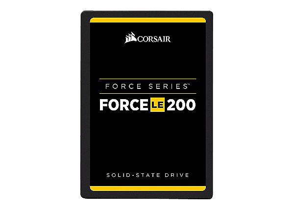 test Corsair Force Series LE200 120 GB - SATA 6Gb/s