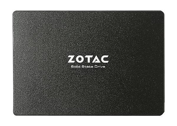 test ZOTAC MD500 120 GB - SATA 6Gb/s