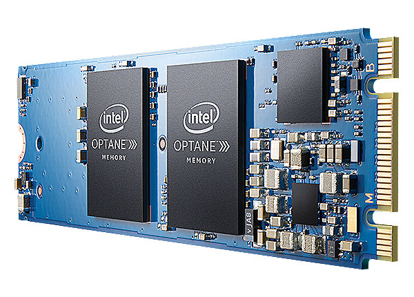 test Intel Optane Memory Series 16 GB - PCI Express 3.0 x2