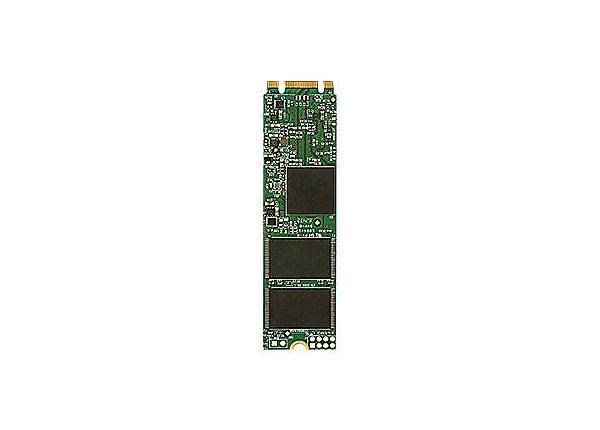 test Transcend MTS820 480 GB - SATA 6Gb/s