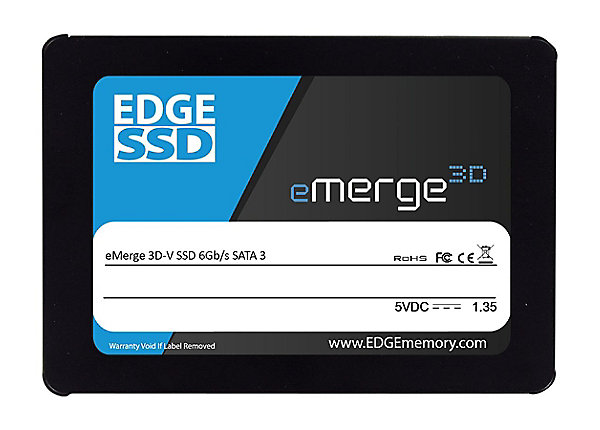 test EDGE eMerge 3D-V 120 GB - SATA 6Gb/s
