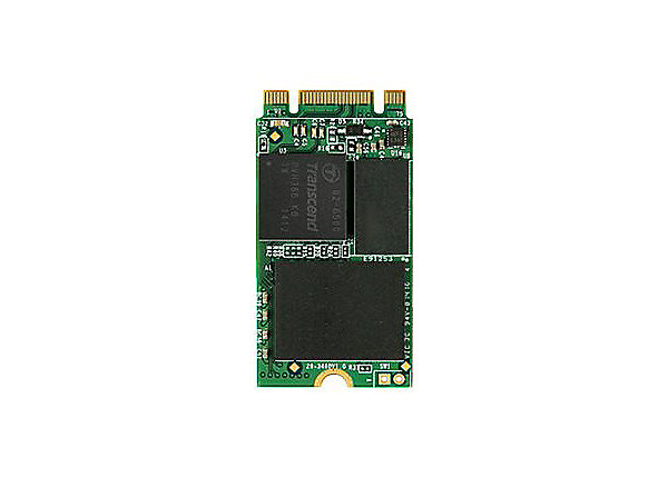 test Transcend MTS400 64 GB - SATA 6Gb/s