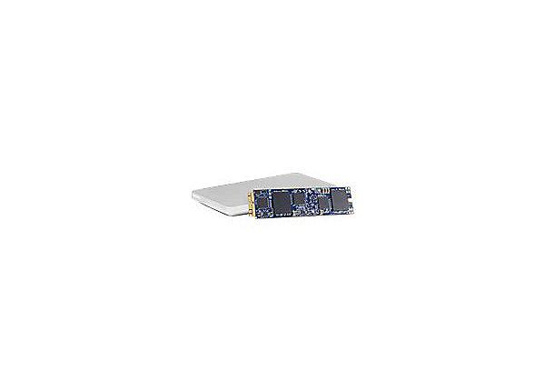 test OWC Aura Pro X 240 GB - PCI Express 2.0 x2