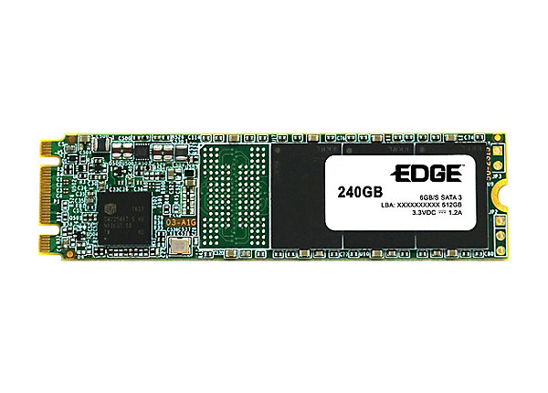 test EDGE CLX600 240 GB - SATA 6Gb/s