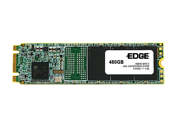 test EDGE CLX600 480 GB - SATA 6Gb/s