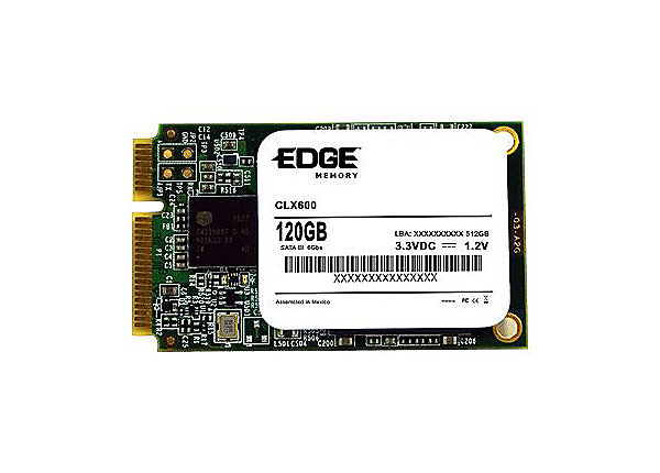 test EDGE CLX600 120 GB - SATA 6Gb/s