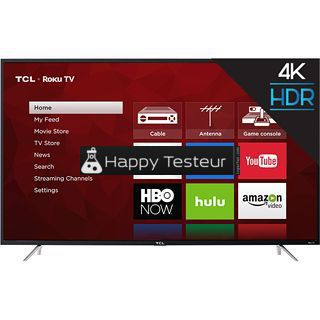 test TCL 49S405