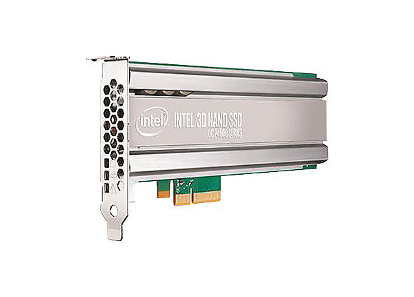 test Intel P4500 Entry Flash Adapter 4 TB - PCI Express 3.