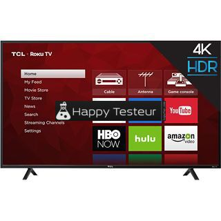 test TCL 55S403