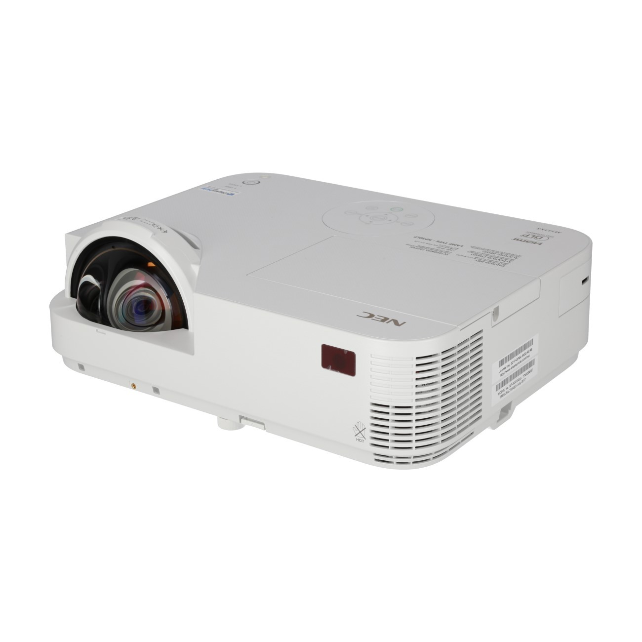 test NEC M332XS