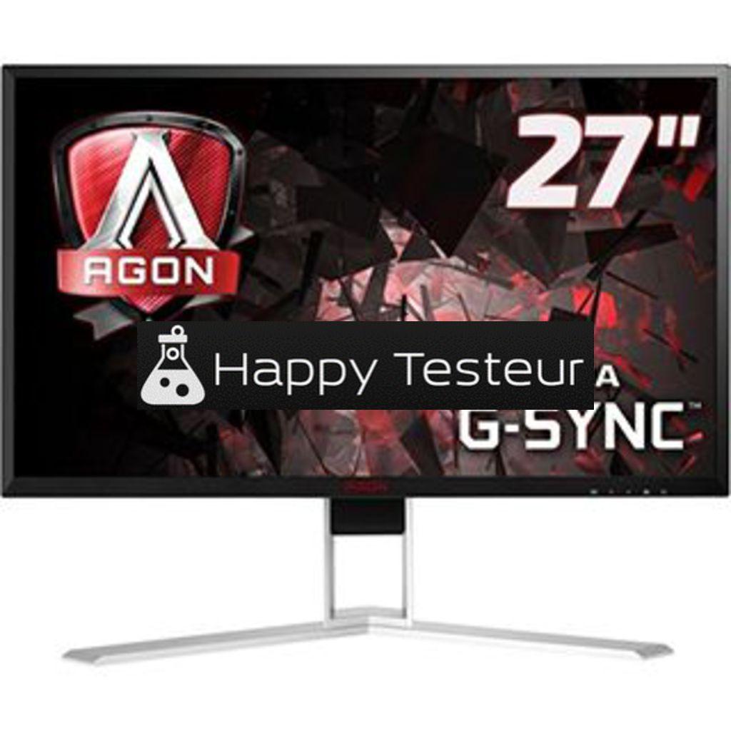 test AOC AGON AG271QG
