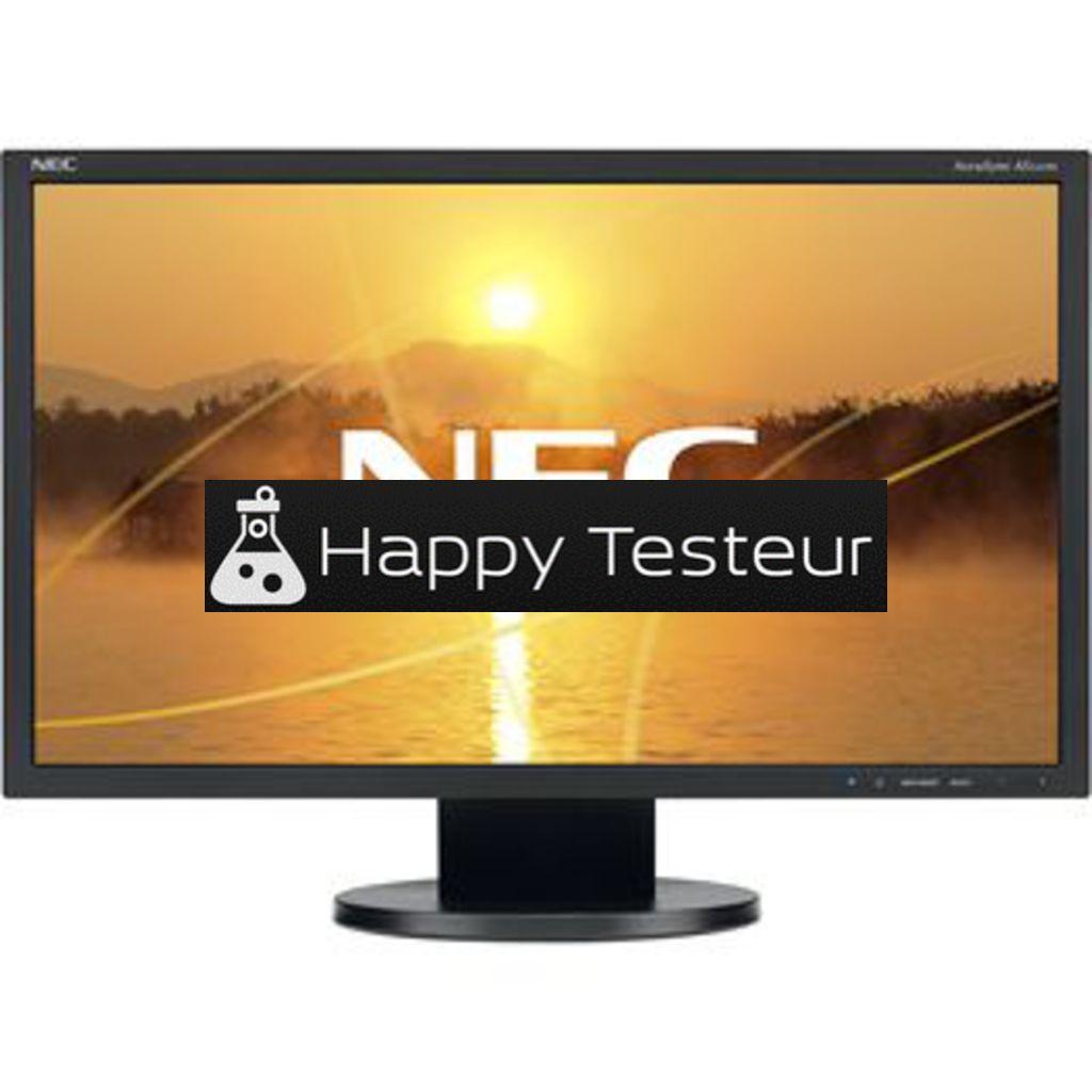 test NEC AccuSync AS222Wi