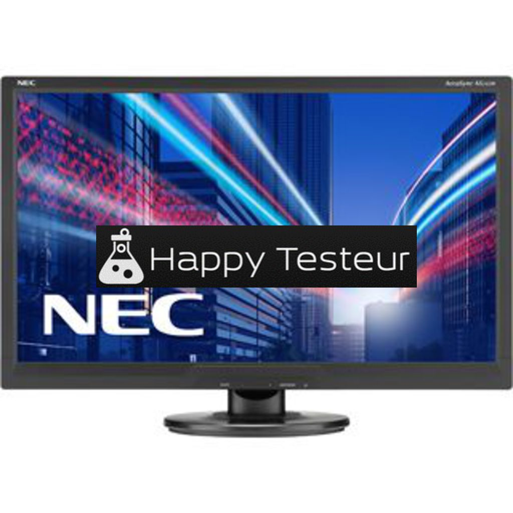 test NEC AccuSync AS242W