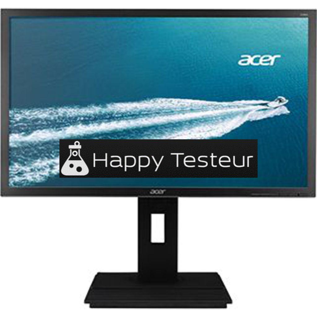 test Acer B246HYLAymdr