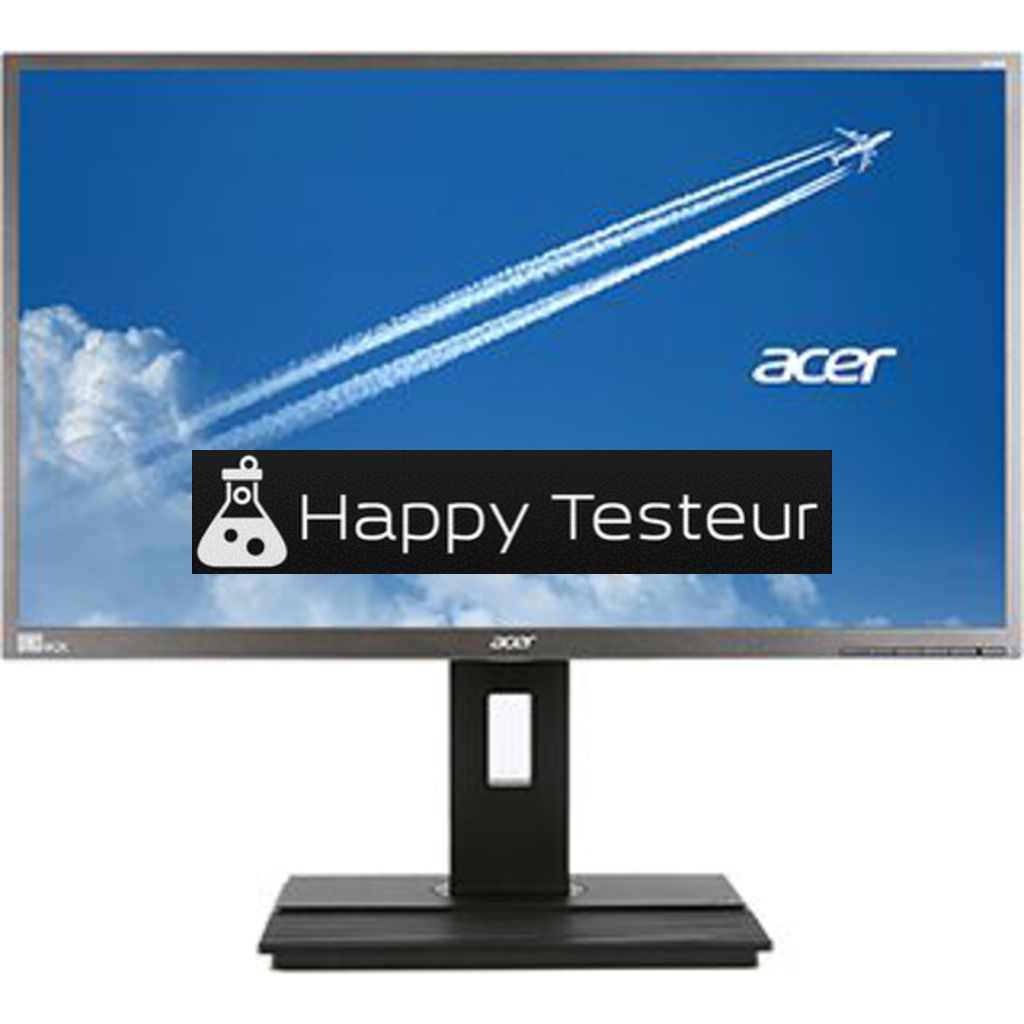 test Acer B276HK