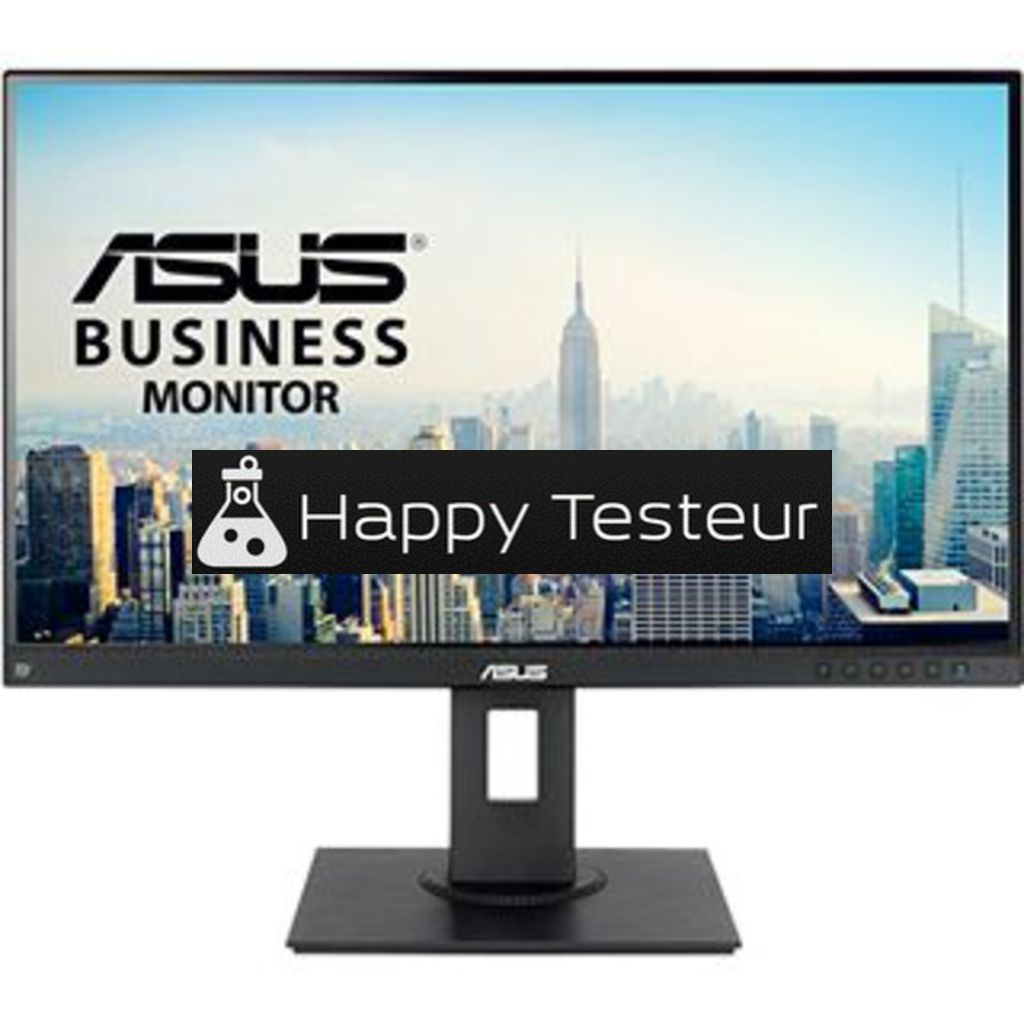 test Asus BE27AQLB