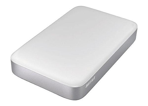 test BUFFALO MiniStation Thunderbolt HD-PA2.0TU3 - 2 TB - USB 3.0 /