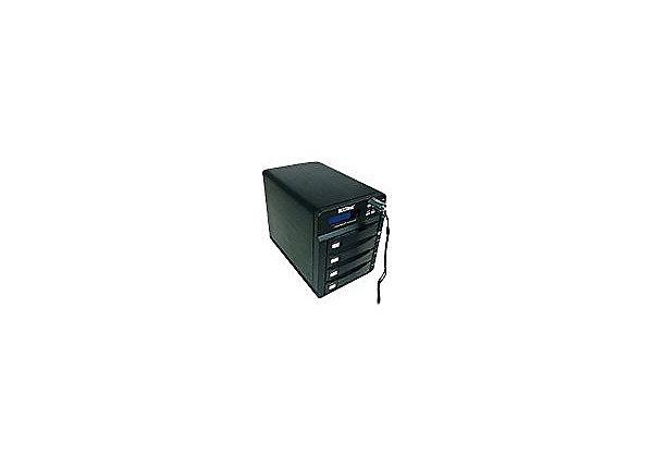 test BUSlink CipherShield Encryption External Drive CSE-32TB4-SU3 -