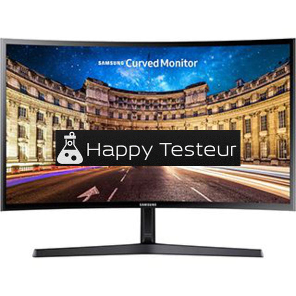 test Samsung C27F396FHU