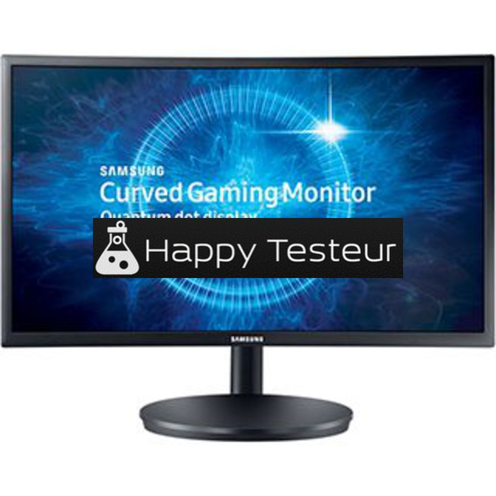 test Samsung C27FG70