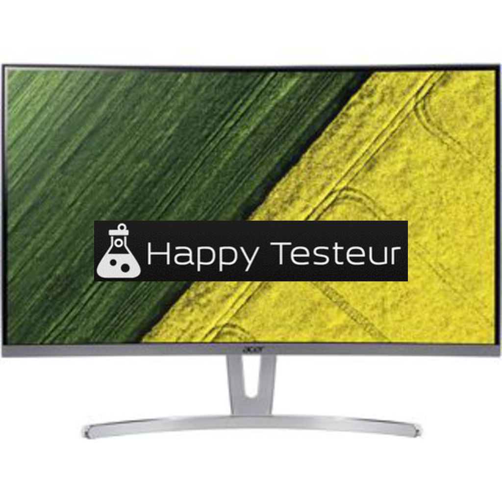 test Acer ED273 wmidx
