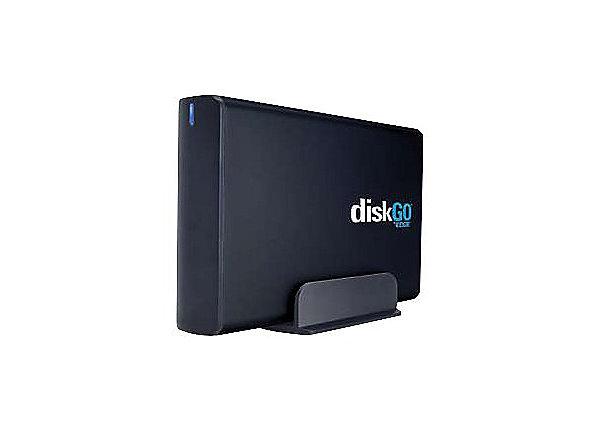 test EDGE DiskGO SuperSpeed - 1 TB - USB 3.0