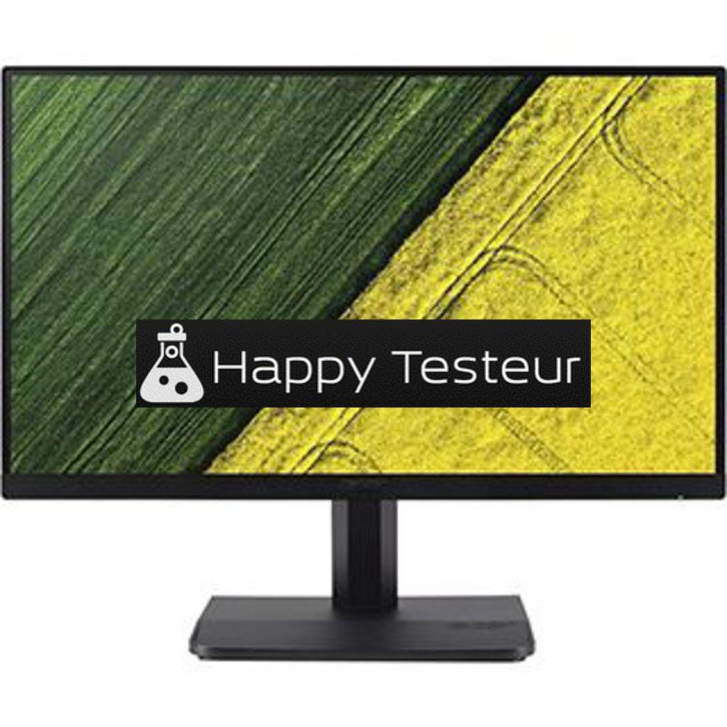 test Acer ET271