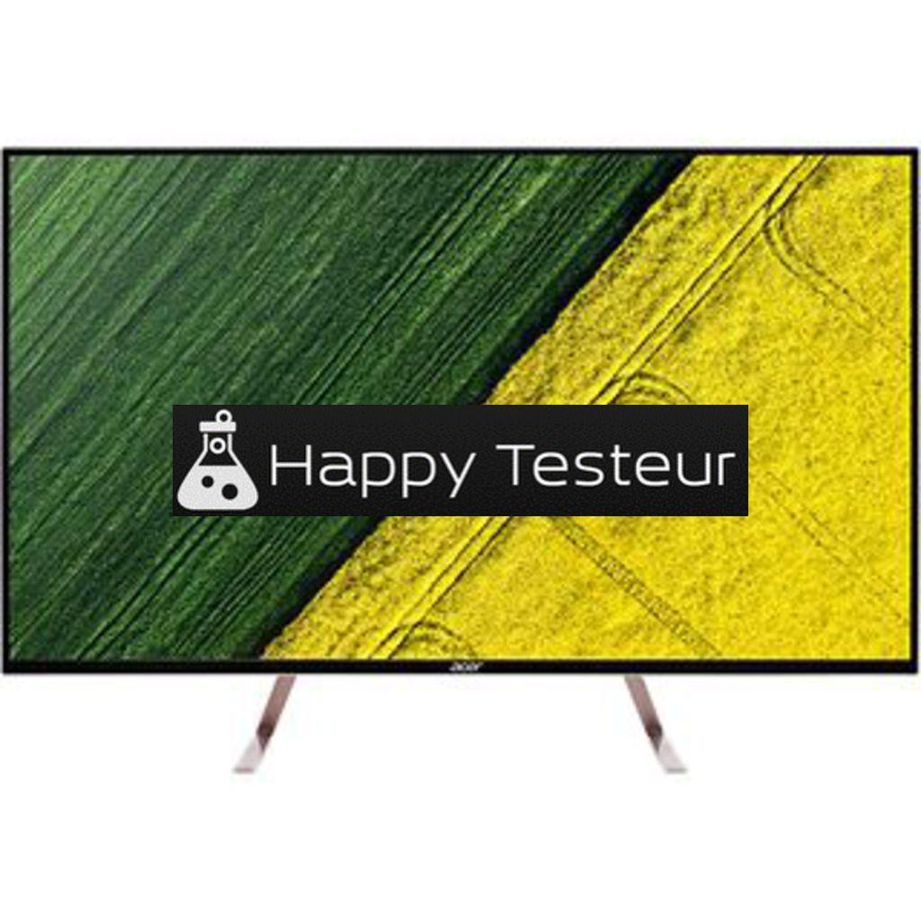 test Acer ET430K