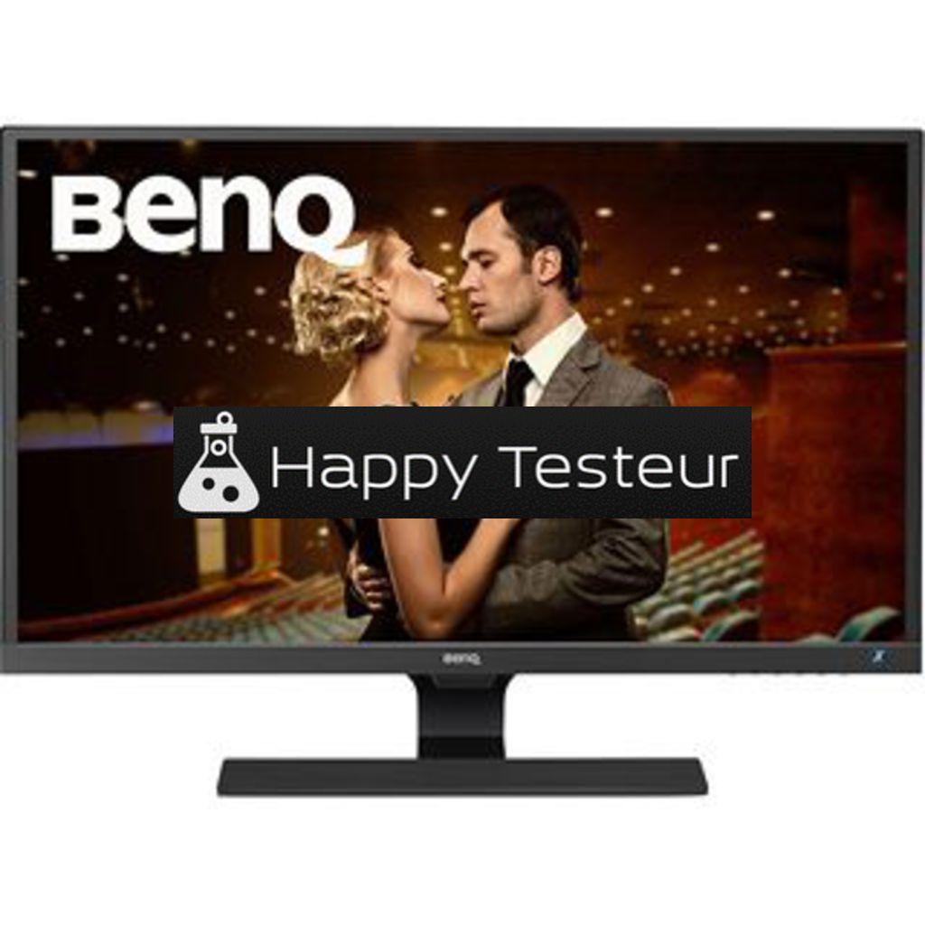 test BenQ EW3270ZL