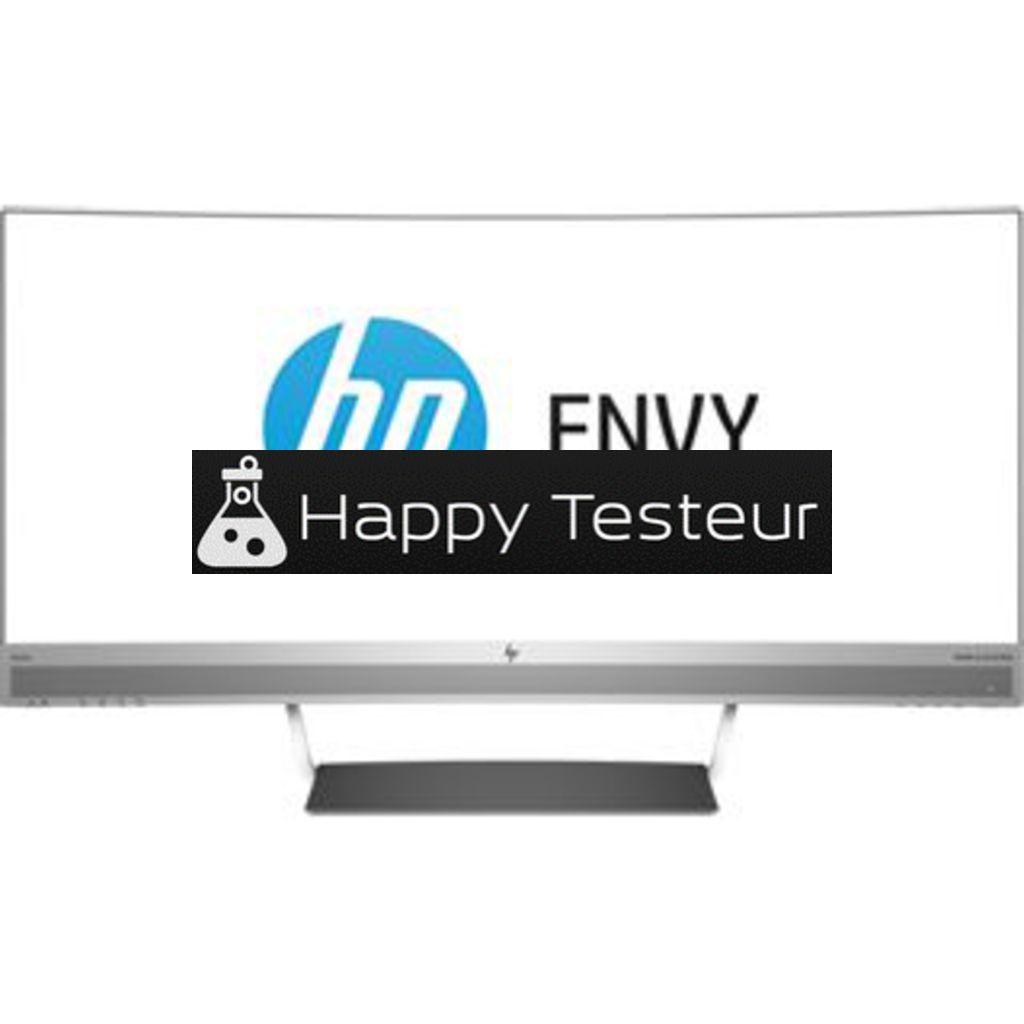 test HP Envy 34