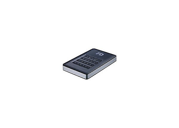 test Fantom Drives DataShield - 1 TB - USB 3.0