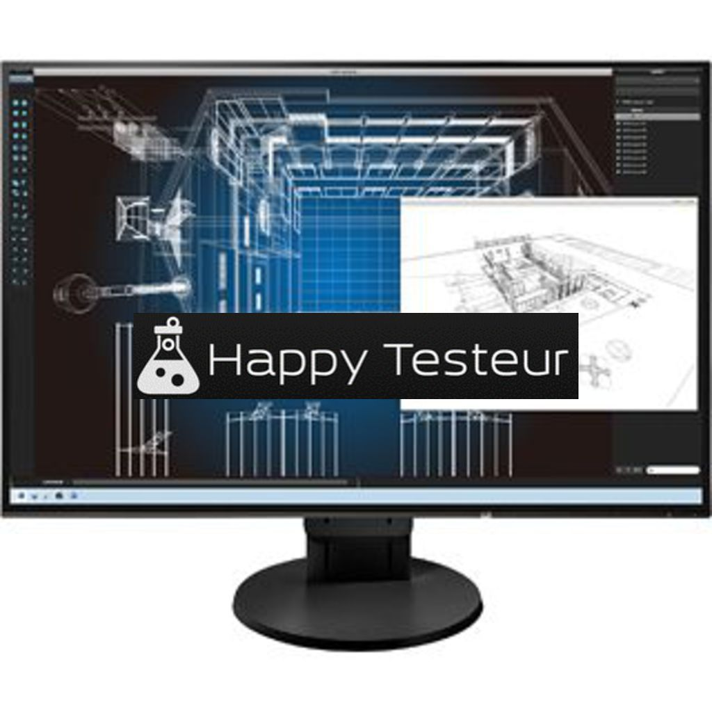 test EIZO FlexScan EV2456