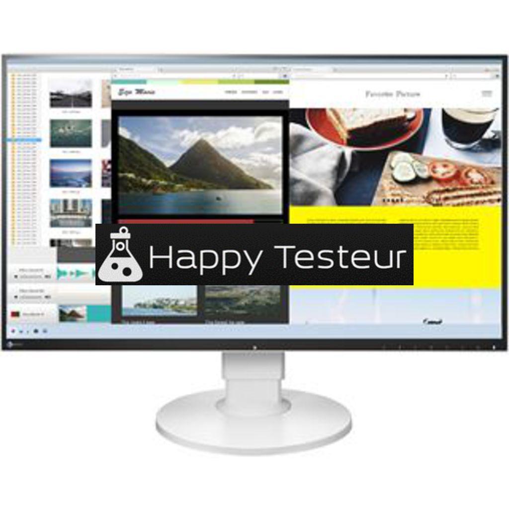 test EIZO FlexScan EV2780